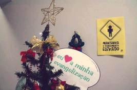 Foto enviada pela Juventude do Centro Espírita Jesus de Nazareth, em Itaporanga-PB.