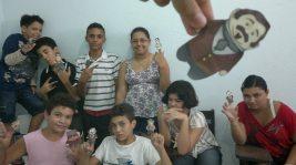 Evangelização da Associação Vidal da Penha em Fortaleza / CE. Foto de Mateus Monte.