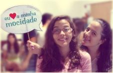 Mocidade do Centro Espírita Amor, Caridade e Esperança em Botafogo - RJ.
