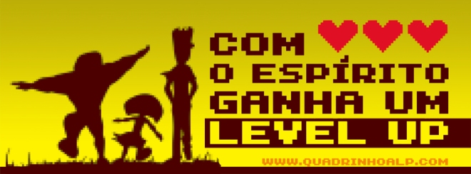 level up capa para facebook