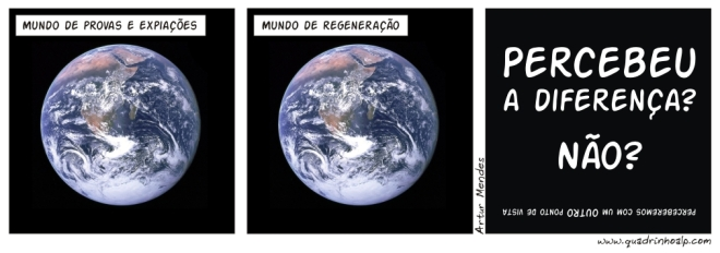 mundo de regeneração