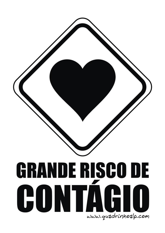 RISO DE CONTÁGIO PB