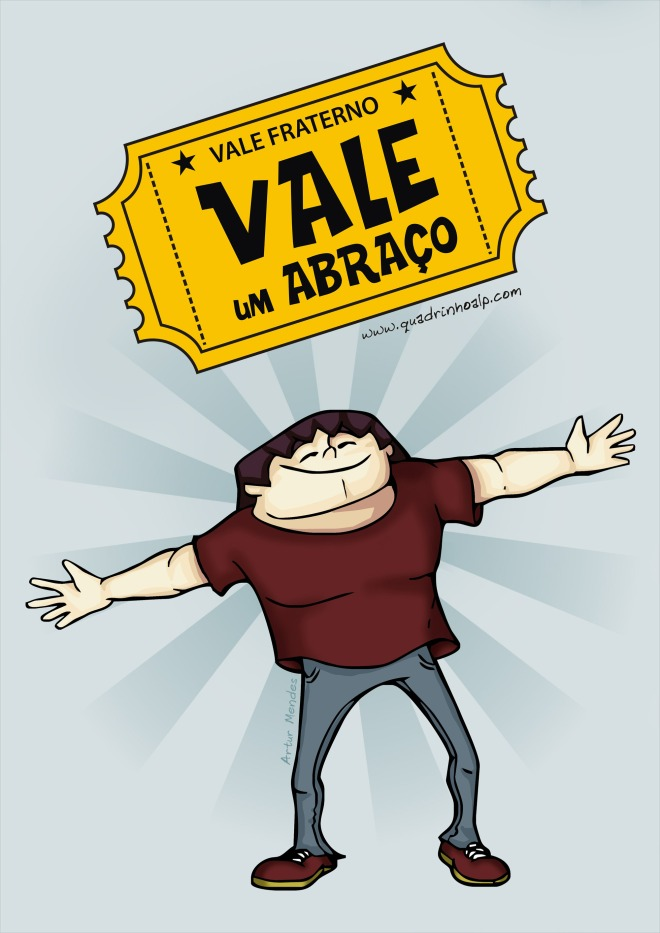VALE ABRAÇO