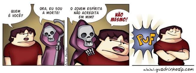 ESPIRITISMO E A MORTE