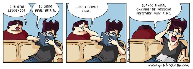DEGLI SPIRITI