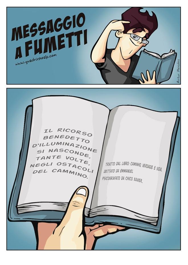 Messaggio a fumetti 1