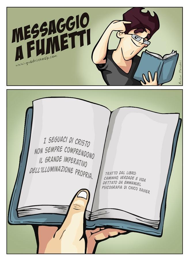 Messaggio a fumetti 2