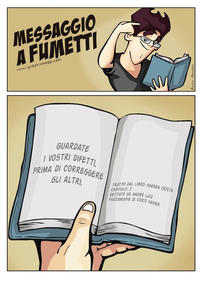 Messaggio a fumetti 4