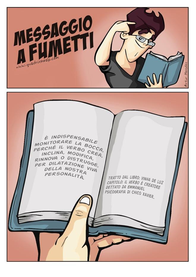 Messaggio a fumetti
