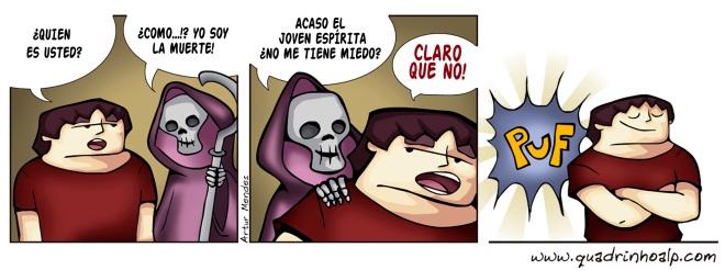 ESPIRITISMO Y LA MUERTE