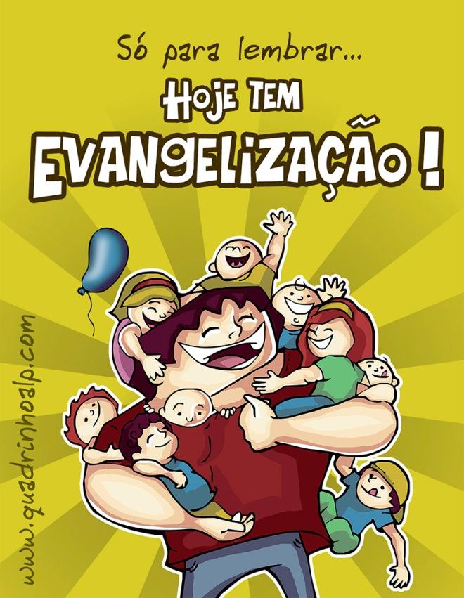 whatsapp hoje tem evangelização l